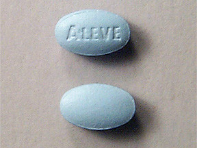 ALEVE 220 MG CAPLET