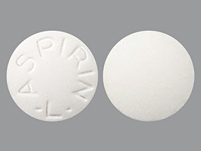 HM ASPIRIN 325 MG TABLET