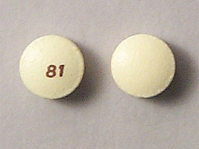 ADULT ASPIRIN EC 81 MG TABLET