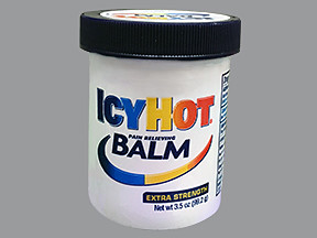 icyhot balm  Icy Hot Balm(Chattem Cons Pr)