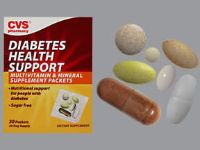 CVS DIABETES HEALTH SUPPORT