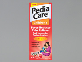 PEDIACARE FEVER REDUCER SUSP
