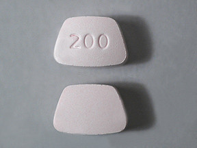 FLUCONAZOLE 200 MG TABLET