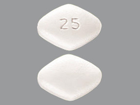 SILDENAFIL 25 MG TABLET