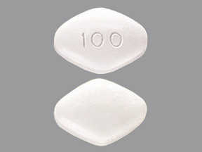 SILDENAFIL 100 MG TABLET