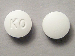 NON-ASPIRIN 325 MG TABLET