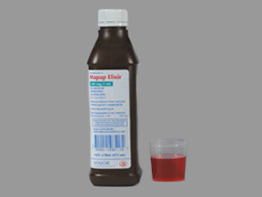 MAPAP 160 MG/5 ML LIQUID