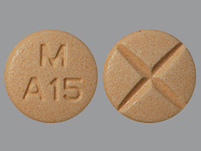 DEXTROAMP-AMPHETAMIN 15 MG TAB