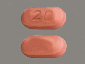 OMEPRAZOLE DR 20 MG TABLET