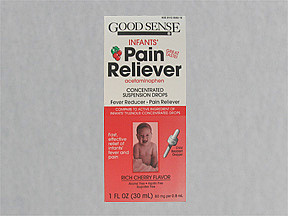 INFANT PAIN RLF 80 MG/0.8 ML