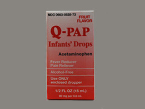 Q-PAP 80 MG/0.8 ML DROPS