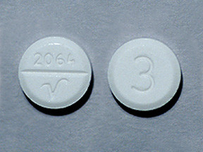ACETAMINOPHEN-COD #3 TABLET