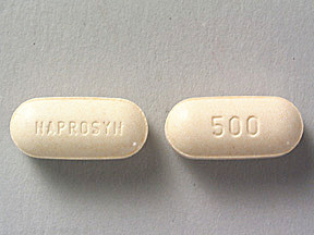 NAPROSYN 500 MG TABLET