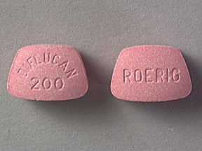 DIFLUCAN 200 MG TABLET