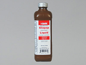 CHILDREN'S SILAPAP ELIXIR