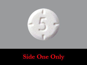 ADDERALL 5 MG TABLET