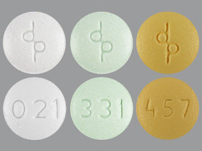 Mircette 28 Day Tablet Multi Color 3 Round Tablet Dp 021 Or