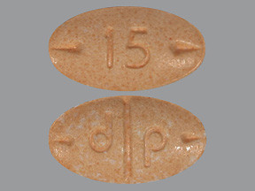 ADDERALL 15 MG TABLET