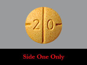 ADDERALL 20 MG TABLET