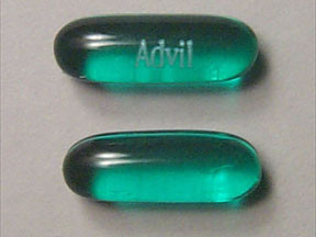 ADVIL 200 MG LIQUI-GEL CAPSULE