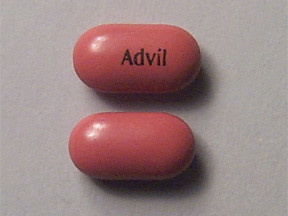ADVIL 200 MG CAPLET